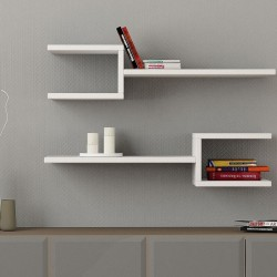 ISASA FLOATING WALL SHELF