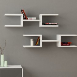 CÁDIZ FLOATING WALL SHELF