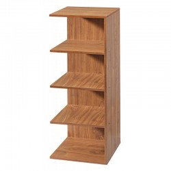 SARAVIA CORNER SHELF RACK 5 TIER