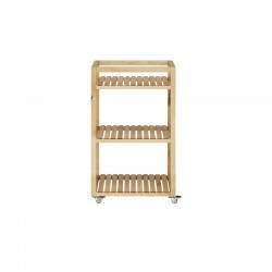 AGUADO KITCHEN SERVING/TEA STORAGE TROLLEY