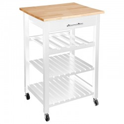 ROBLES KITCHEN SERVING/TEA STORAGE TROLLEY