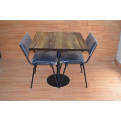 Cafe & Restaurant Table and Chairs Set